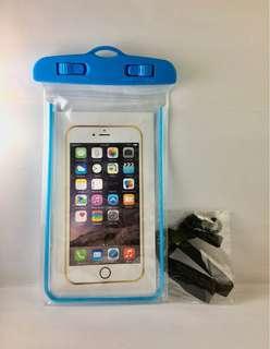 Blue Waterproof Case
