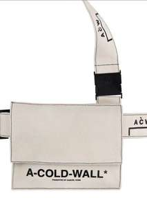 A-Cold-Wall* Utility Holster Bag - Model 2 - Large