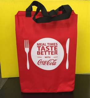 Coca Cola Cooler Bag
