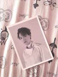 [WTS] WINNER JINWOO FATE NUMBER FOUR PC