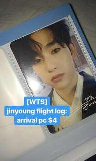 FLIGHT LOG: ARRIVAL JINYOUNG PC