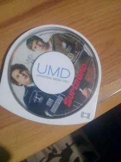 Superbad Movie UMD PSP