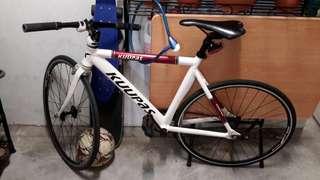 Kuupas fixie bike