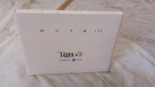 4G LTE Router (Wifi)