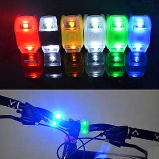 Bicycle LED Frog Light