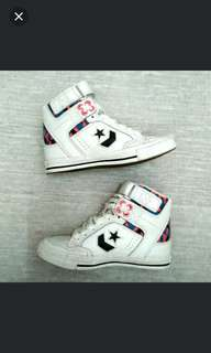 Repriced! Limited Edition CONVERSE WEAPON (White)