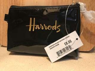 Harrods 黑色散紙包