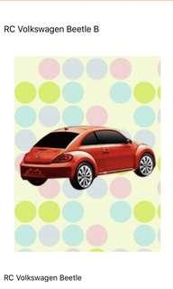 Volkswagen Beetle Remote Control