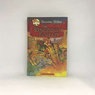 The Kingdom of Fantasy | Geronimo Stilton