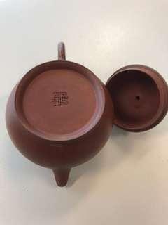 紫砂茶壺 極少用 約250cc