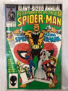 Spider-Man Annual special issue comics