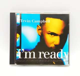 Tevin Campbell I'm Ready CD