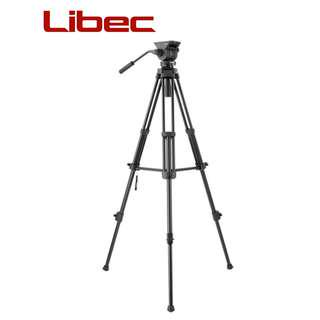 LIBEC 650EX Tripod system with Carrying Case