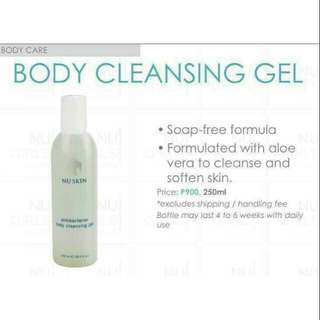 NuSkin Body Cleansing Gel