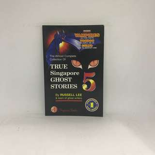 True Singapore Ghost Stories TSGS #5