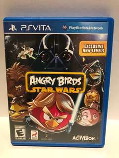 Angry Birds Star Wars for Sony PSV