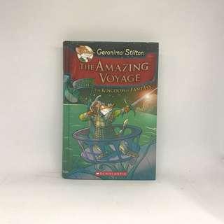 The Amazing Voyage| The Kingdom of Fantasy | Geronimo Stilton