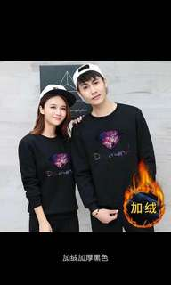 COUPLE DIAMOND SWEATER JLH