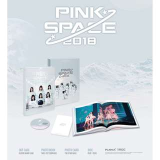 APINK - PINK SPACE 2018