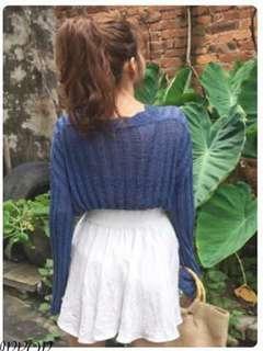 🚚 全新現貨代購💲 490今天訂明天出❤️   #韓妞最愛高品質涼感針織休閒上衣