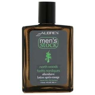 Aubrey Organics, Men's Stock, North Woods After Shave, Classic Pine, 4 fl oz (118 ml)