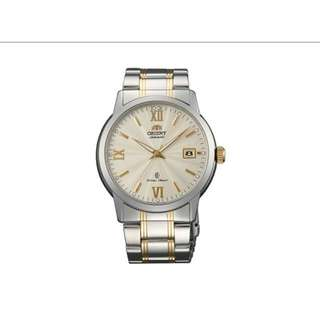 (NEW) ORIENT: Mechanical Contemporary Watch, Metal Strap - 40.0mm (ER1T001C)