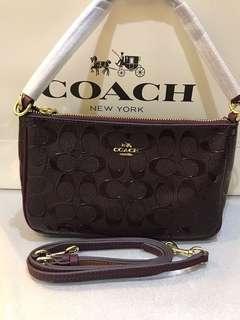 Original coach women Handbag sling bag handbag
