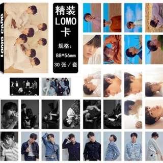 BTS 'TEAR' Lomocard
