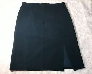Black Calypso Skirt