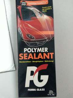 PG polymer sealant, protect metalic & norm car paint