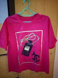 Pink Fanta Tshirt