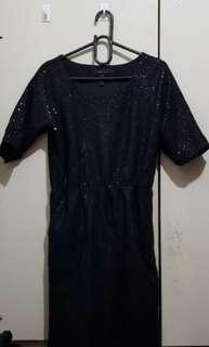 BCBG Max Azaria Sequin Dress
