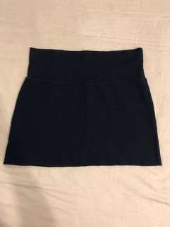 🚚 AMERICAN Apparel 黑色緊身短裙