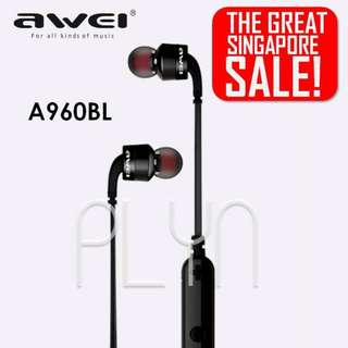 ⭐️⭐️GSS SALE AWEI A960BL Bluetooth Earphone
