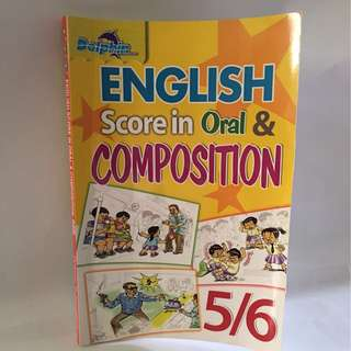 English Score In Oral & Composition P5/6
