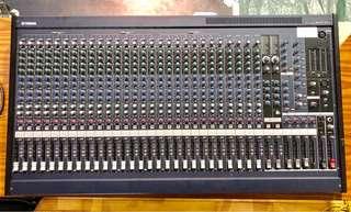 Yamaha MG32/14FX混音器 (功能正常無壞軌)含rack箱非常新