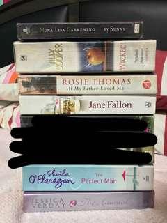 Pre-loved book bundles