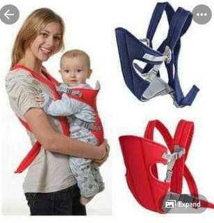(Red)Baby carrier