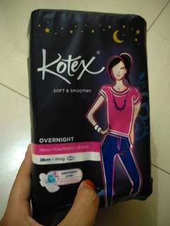Kotex overNight