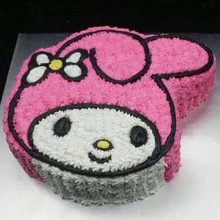 Melody蛋糕 一磅