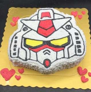 高達蛋糕 一磅