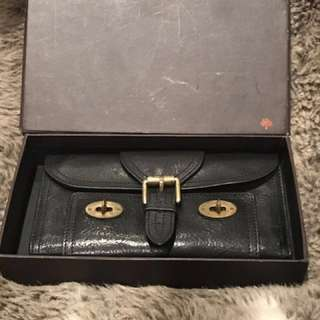Authentic Mulberry Emmy Darwin Wallet