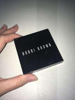 Bobbi brown brightening blush in Bronze