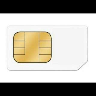 二手電話卡/太空卡/儲值卡