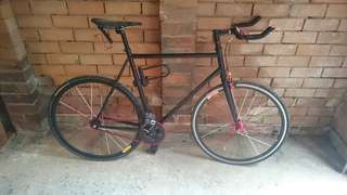 Fixie, fixed gear.. Single speed for sale