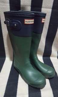 Auth Hunter Coulorblock Wellington Rain Boots