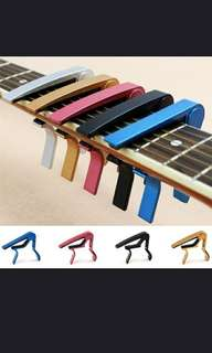 GUITAR CAPO AVAILABLE