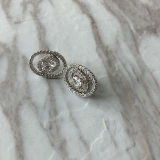 Arte earrings 耳環 925純銀