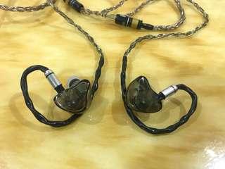 一圈兩鐵耳機連升級線