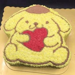 布甸狗蛋糕 兩磅